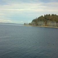 Photo taken at Vashon Ferry by Colleen O. on 4/2/2012