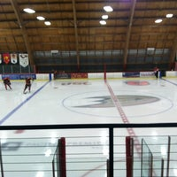 Photo taken at The Rinks Anaheim Ice by Gaby G. on 8/12/2012