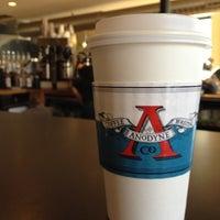 Photo taken at Anodyne Coffee Roasting Co by Jasper H. on 5/8/2012