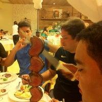 Photo taken at Restaurante Bahia & Brasa Grand Palladium by Gerson M. on 3/10/2012