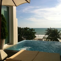 Photo taken at Aleenta Resorts & Spa by Ooh N. on 5/19/2012