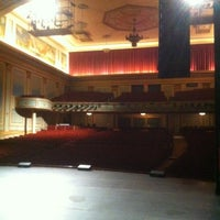 Photo taken at Strand-Capitol Performing Arts Center by Marc N. on 2/14/2012