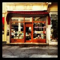 Photo taken at Denizler Kitabevi by Erdem C. on 7/12/2012