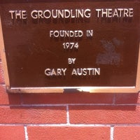 Photo taken at The Groundlings Theatre by Jake B. on 6/1/2012