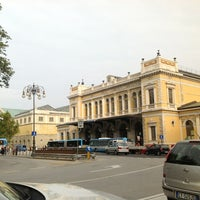 Photo taken at Stazione Trieste Centrale by Carlo F. on 6/7/2012