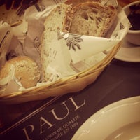 Photo taken at Paul Cafe by Tala A. on 6/19/2012