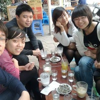 Photo taken at Cafe Gia Linh by Mak T. on 2/24/2012