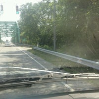 Photo taken at Kanakakee river at Hwy 49 by Monica G. on 6/19/2012