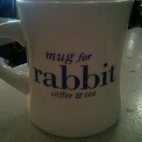 Photo taken at Mug For Rabbit by Martha K. on 2/7/2012