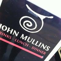 Photo taken at John Mullins Irish Pub by Daan F. on 3/21/2012