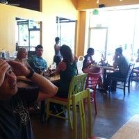 Photo taken at Cafe on Park by David D. on 6/23/2012
