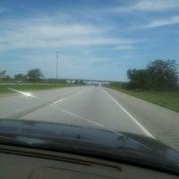 Photo taken at I-35 by Jason B. on 8/11/2012