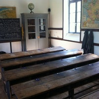 Photo taken at Musee De L'école rurale by Philippe B. on 5/28/2012
