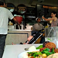 Photo taken at Hakosem Falafel by Idan F. on 4/15/2012