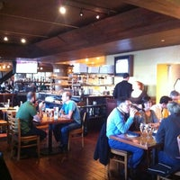 Photo taken at Gordon Biersch Brewery Restaurant by Ania W. on 4/20/2012