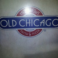 Photo taken at Old Chicago Pizza & Taproom by Sarah S. on 8/23/2012