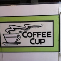 Photo taken at The Coffee Cup by Deep P. on 4/18/2012