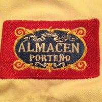 Photo taken at Almacen Porteño by RIsaac B. on 7/5/2012