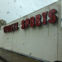 Photo taken at Hibbett Sports by Ron G. on 3/12/2012