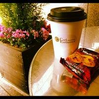 Photo taken at Cafe Esperance by Hide K. on 3/22/2012