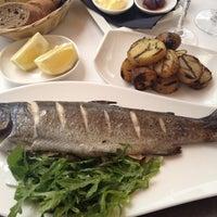 Снимок сделан в Restaurant Le Dome пользователем Albert K. 6/22/2012