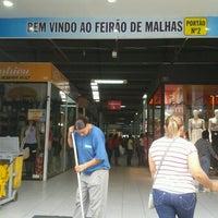 Photo taken at Analuna Feirão das Malhas by Marilia T. on 9/12/2012