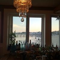 Photo taken at 9 Ryder Seaside Dining by Dan T. on 7/22/2012