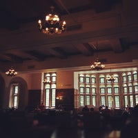 Photo taken at Indiana Memorial Union by Global H. on 4/26/2012