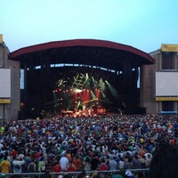 Photo taken at Northwell Health at Jones Beach Theater by Stuart W. on 7/5/2012