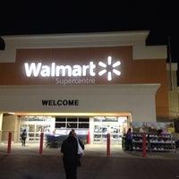 Photo taken at Walmart Supercentre by SOSAUT on 5/17/2012