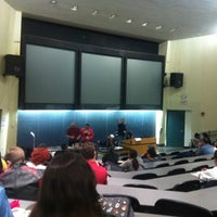 Photo taken at Javits Lecture Center by Brandon W. on 4/1/2012