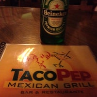 Photo taken at Taco Pep by Welton L. on 6/9/2012