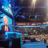 Photo taken at 2012 Democratic National Convention | #DNC2012 by Eli W. on 9/6/2012