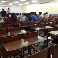 Photo taken at CPA Review School of the Philippines by Angelique Joei B. on 9/10/2012