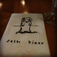 Photo taken at Salts Diner by Jennifer M. on 2/20/2012