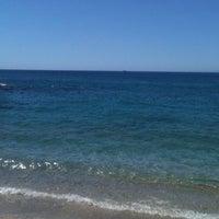 Photo taken at Damnoni by Kreta N. on 9/1/2012