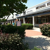 Photo taken at Leesburg Corner Premium Outlets by Melissa K. on 7/6/2012