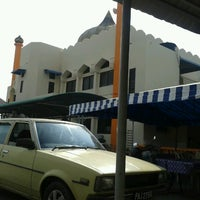 Photo taken at Masjid Bandar Baharu by Muhamad Z. on 8/4/2012