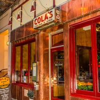 Photo taken at Cola's by Jazz G. on 7/6/2012