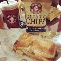 Photo taken at Earl of Sandwich by Aaron H. on 6/5/2012