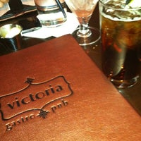 Photo taken at Victoria Gastro Pub by Priestly P. on 3/4/2012