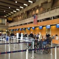 Photo taken at Calgary International Airport (YYC) by Hiroshi S. on 5/15/2012