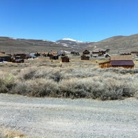Photo taken at Bodie, CA by Nick W. on 4/6/2012