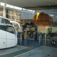 Photo taken at Birmingham Coach Station by Paul W. on 7/28/2012