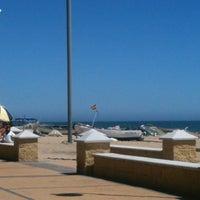 Foto tomada en Playa de Islantilla por Ana G. el 8/14/2012