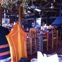 Photo taken at Restaurante La Greda by Carlos A. on 8/12/2012