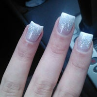 Photo taken at Forever Nails by Sabrina on 3/8/2012