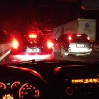 Photo taken at autostrada caserta roma by Dmitriy A. on 2/24/2012