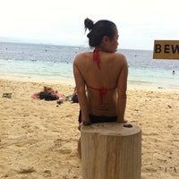 Photo taken at Manukan Island by Hazel B. on 8/12/2012