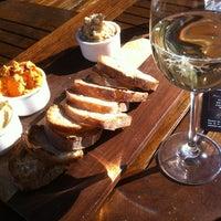 Photo taken at Cafe Caturra by Kara on 4/6/2012